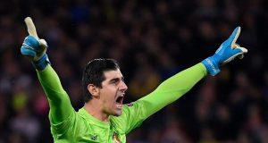 Real Madrid : Courtois trouverait injuste que le Barça soit sacré champion