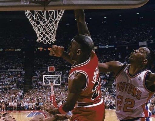 The Last Dance : Michael Jordan en veut toujours aux Bad Boys!